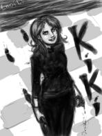 Spilt Ink