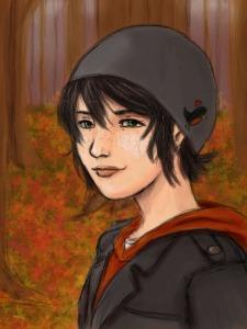 A Robin's Autumn